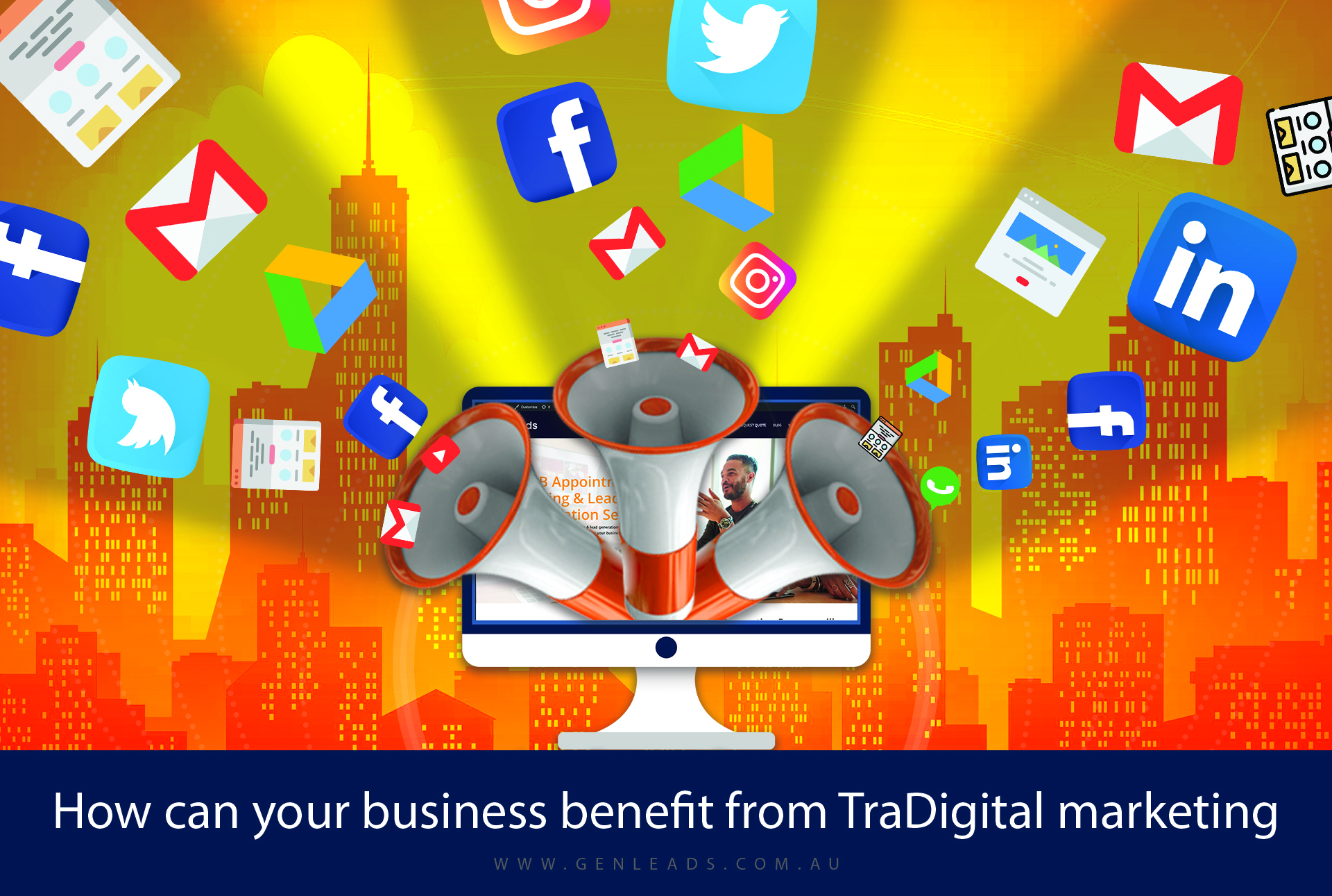 How Can Your Business Benefit From TraDigital Marketing?