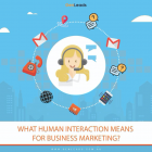 human interaction in marketing